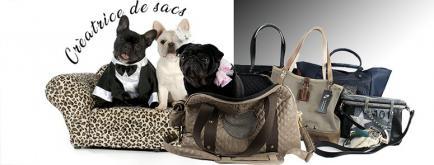 Lydie Secret de femme - Créatrice de sacs, pour nous les femmes et nos compagnons à quatre pattes