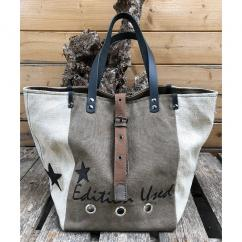 Lydie Secret de femme - Tote Bag used - Tote bag