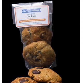 Ma petite patisserie sans gluten - Cookies aux pépites de chocolat-noisette - Gâteau et tarte - 0.120