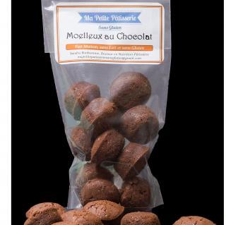 Ma petite patisserie sans gluten - Mini Moelleux au chocolat, sans gluten et sans lait - Gâteau et tarte - 0.100