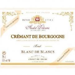 Maison André Delorme - Blanc de Blancs brut - Terroires des Fleurs - blanc - 1982 - Bouteille - 0.75L