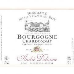 Maison André Delorme - Bourgogne Chardonnay - blanc - 2010 - Bouteille - 0.75L