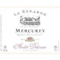 Maison André Delorme - La Renarde Mercurey - rouge - 2012 - Bouteille - 0.75L