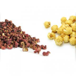 Maison Gramm's - Caramel Beurre Salé Au Poivre de Sichuan - French Pop-Corn