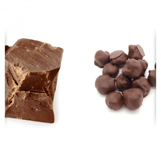 Maison Gramm's - Caramel Beurre Salé Chocolat Au Lait - French Pop-Corn