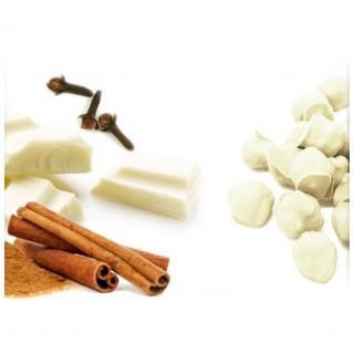Maison Gramm's - Caramel Beurre Salé Chocolat Blanc Épices - French Pop-Corn