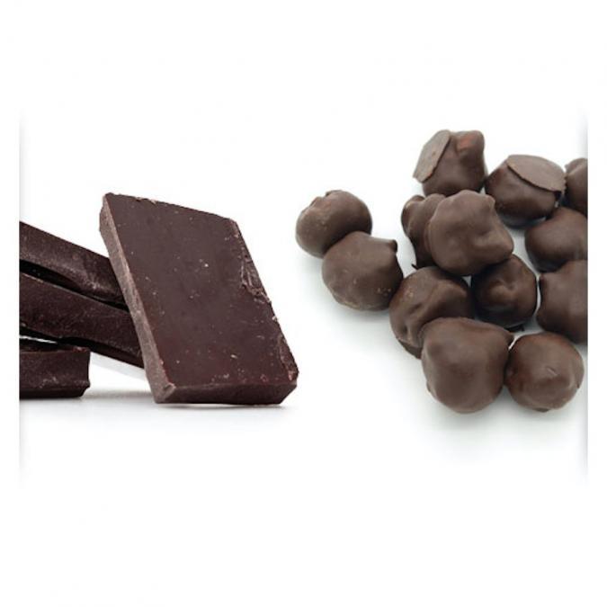 Maison Gramm's - Caramel Beurre Salé Chocolat Noir - French Pop-Corn