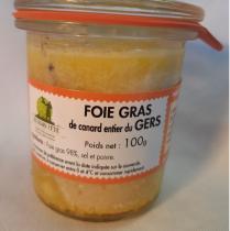 MAISON TETE - Foie Gras Longue Conservation FGLC1 - Foie gras - 0.100