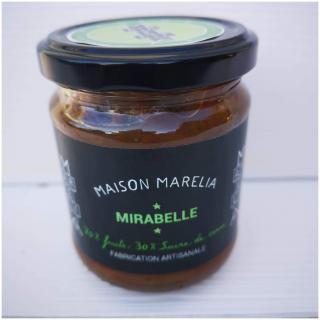 MAISON MARELIA - Mirabelle - Confiture - 0,250