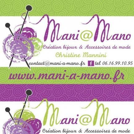 Mani à Mano - Création d'accessoires de mode et bijoux