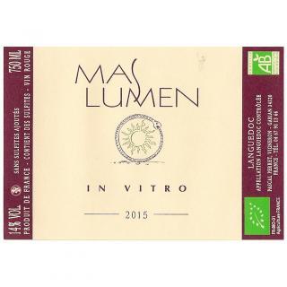 Mas Lumen - In Vitro 2015 - 2015 - Bouteille - 0.75L