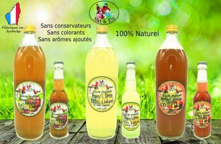 Mat & Elo - Boissons 100% naturelles
