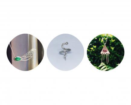 M.C Jewelry - Création de bijoux uniques, en petite série ou sur-mesure, fabriqués en argent ou en or à l'atelier