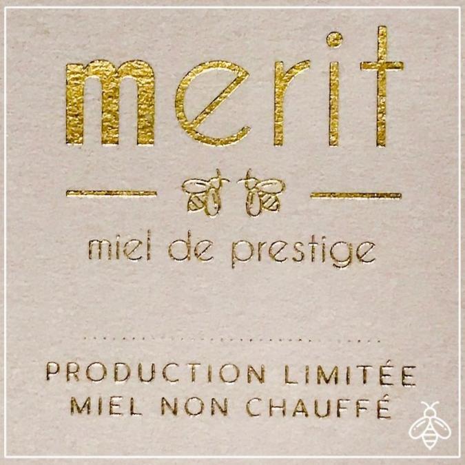 Merit - miel de prestige - Miel de bruyère blanche Merit 500g - miel de prestige - Miel - 0.500