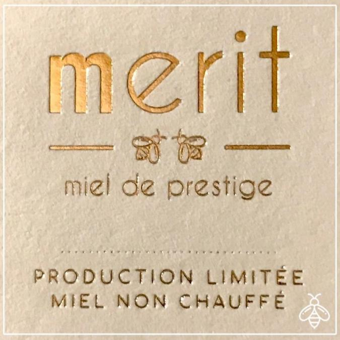 Merit - miel de prestige - Miel de lavande stoecka Merit 500g - miel de prestige - Miel - 0.500