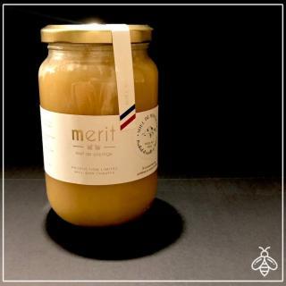 Merit - miel de prestige - Miel de montagne de prestige 500g - miel non chauffé, fruité - Miel - 0.500
