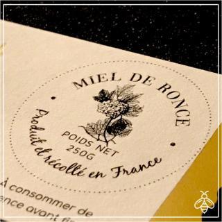 Merit - miel de prestige - Miel de ronce de prestige 250g - miel non chauffé - Miel - 0.250