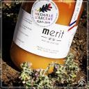 Merit - miel de prestige - Miel de Thym de prestige 500g - lauréat d'argent au concours général agricole 2019 ! - Miel - 0.500