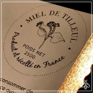 Merit - miel de prestige - Miel de tilleul de prestige 250g - miel non chauffé, miel typé - Miel - 0.250