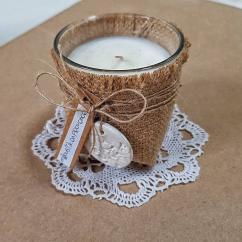 Mililoustik - Bougie parfumée - Bougie - Vanille