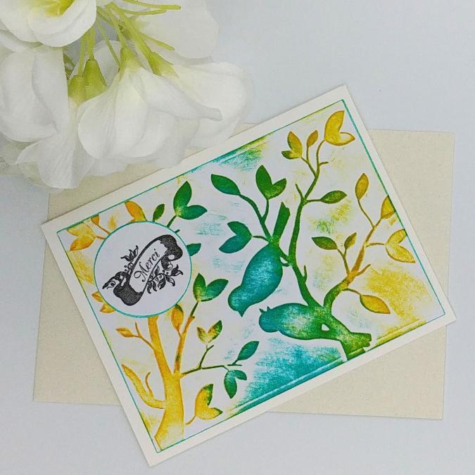 Mimicartes - Carte merci oiseaux - ___Papeterie - Carterie