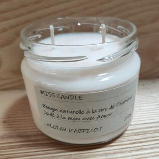 Miss Candle - Bougie parfumée 250g - Bougie - 4668