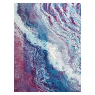 MorganeArt - Le cœur de l'océan - Tableau