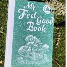 My Feel Good Book - Livre / Carnet/ Agenda joyeux et ludique pour 2022