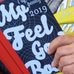 My Feel Good Book - My Feel Good Book 2019 - Agenda