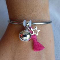 Naïris Bijoux - Bracelet Bola de Grossesse Ath - Bracelet Bola de Grossesse