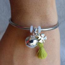 Naïris Bijoux - Bracelet Bola de Grossesse Dith - Bracelet Bola de Grossesse