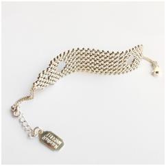 Natasha R Bijoux - Bracelet Manchette Argent - Bracelet - Argent (925)