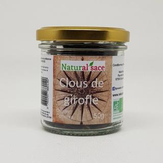 Natural'sace - Clous de girofle bio 50g - clous de girofle