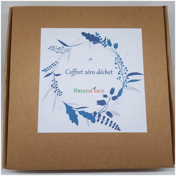 Natural'sace - Coffret zéro déchet - coffret cadeau
