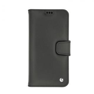 Noreve - HOUSSE CUIR APPLE IPHONE XS MAX - Etui de téléphone - Noir