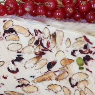 NOUGATS LAURMAR - Nougat aux cranberries - Nougat
