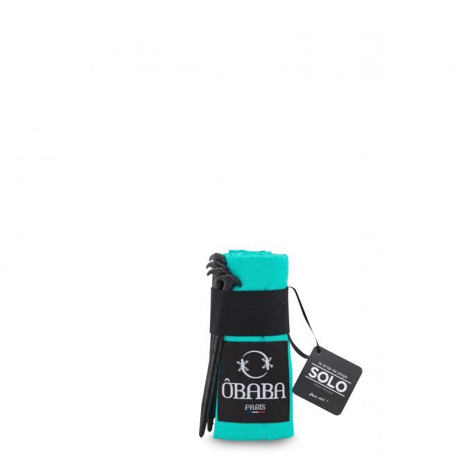ÔBABA PARIS - ÔBABA SOLO Moorea (Turquoise) - Serviette de bain - Turquoise