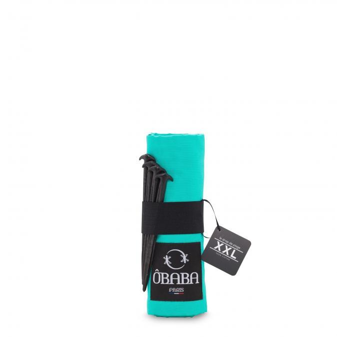 ÔBABA PARIS - ÔBABA XXL Moorea (Turquoise) - Serviette de bain - Turquoise