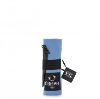 ÔBABA PARIS - ÔBABA XXL St barth (Bleu) - Serviette de bain - Bleu