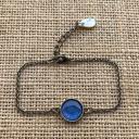 Oh Sud... - Bracelet Soulèu Bleu Roi - Bracelet - Tissu