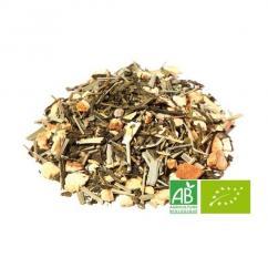 OMTEA - Ginger Lemon - Thé vert aromatisé