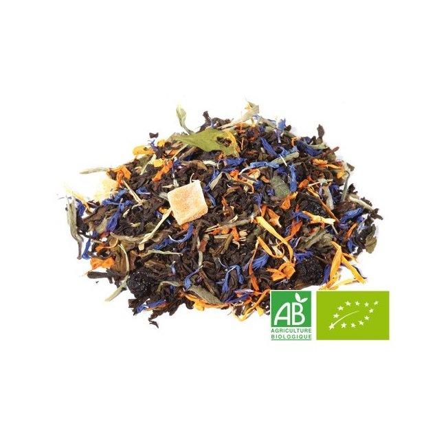 OMTEA - Journée tropicale - Thé noir aromatisé