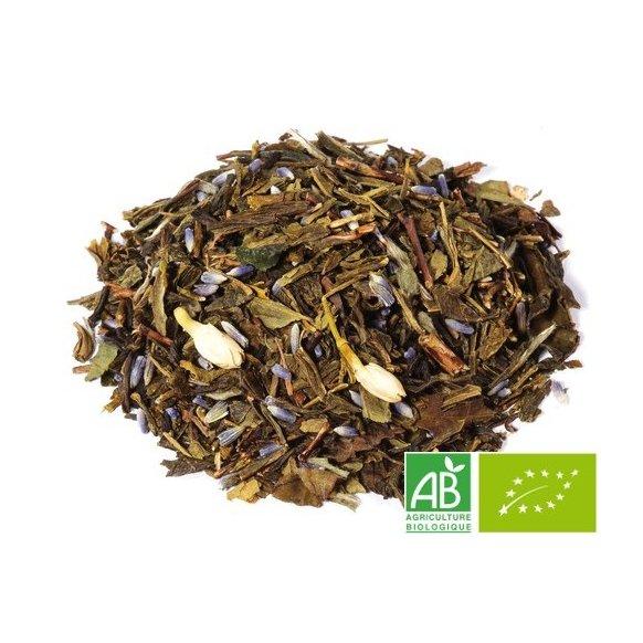 OMTEA - Le Petit Dragon - Thé vert aromatisé