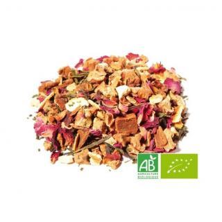 OMTEA - Le Thé du Mabouya - Thé vert aromatisé