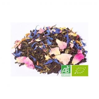 OMTEA - Rêverie Exotique - Thé noir aromatisé