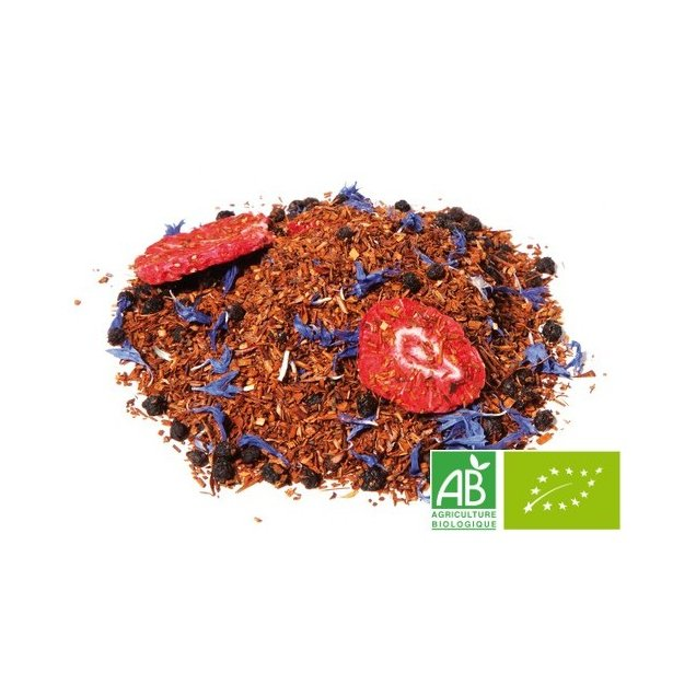 OMTEA - Rooibos Baies sauvages - Infusion - Baies sauvages