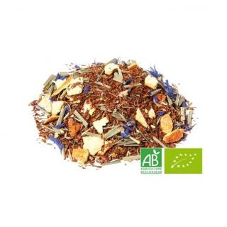 OMTEA - Rooibos Fraicheur - Infusion - Citron, orange
