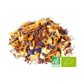 OMTEA - Rooibos Passion - Infusion - Citron, fruits de la passion