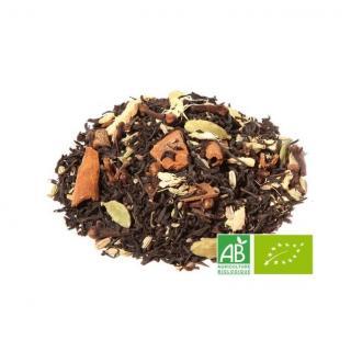 OMTEA - Thé Chaï des montagnes - Thé noir aromatisé