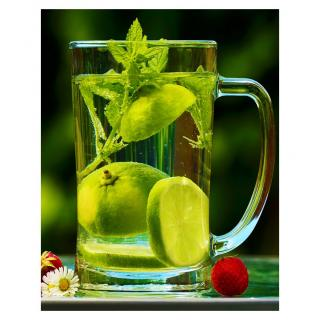 OMTEA - Thé Digestion Detox, Un Vrai ! Bio - Thé vert aromatisé